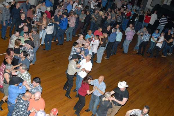 happy auction line dance